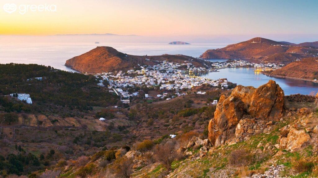 Patmos köyleri