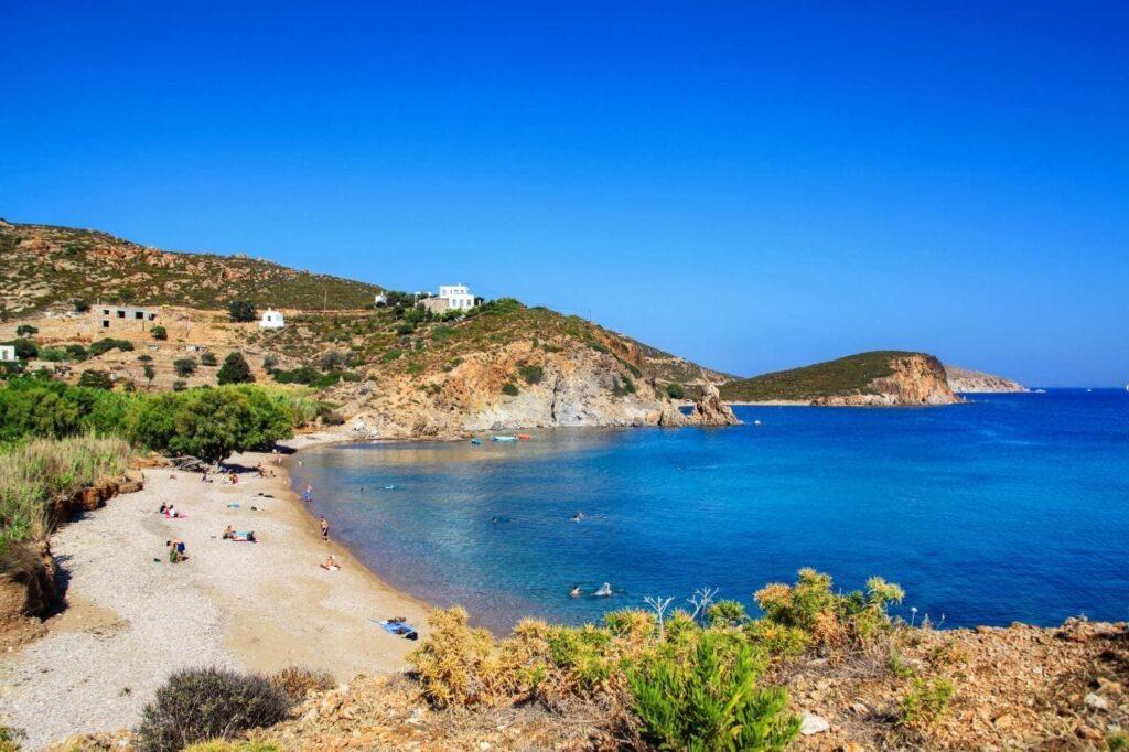 Patmos adasına nerede kalınır