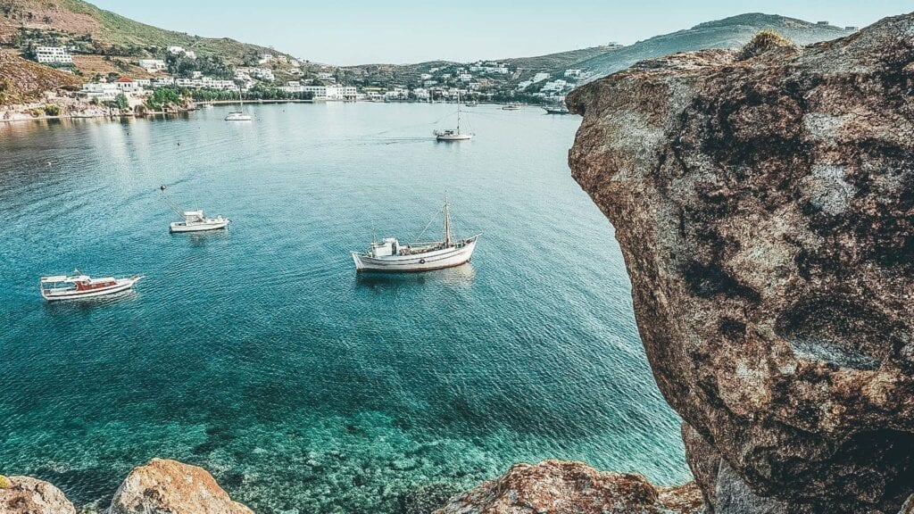 Patmos gece hayatı