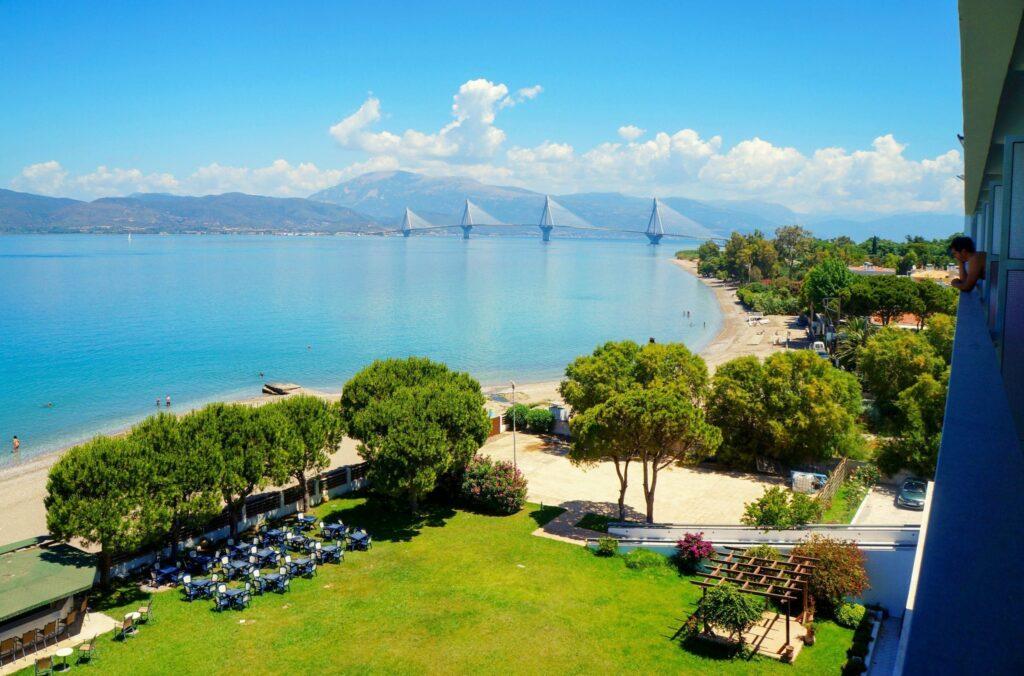 Patras Plajları , Yunanistan