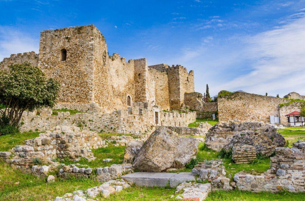Patras Kalesi, Patra, Yunanistan