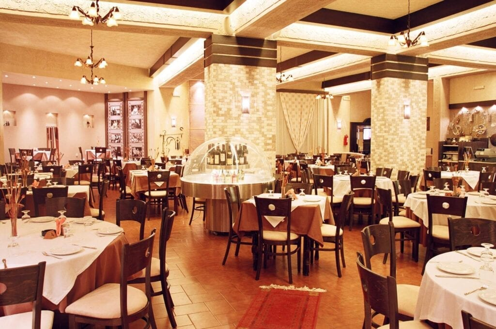 Taverna Antonis, Rodos Adası, Yunanistan