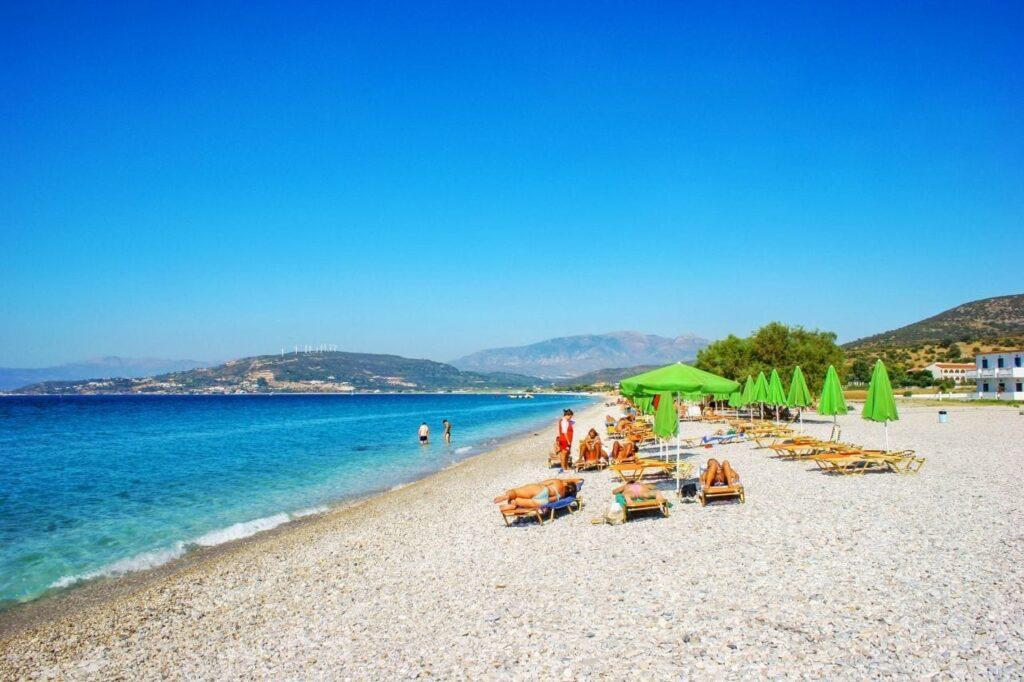 Samos Plajları