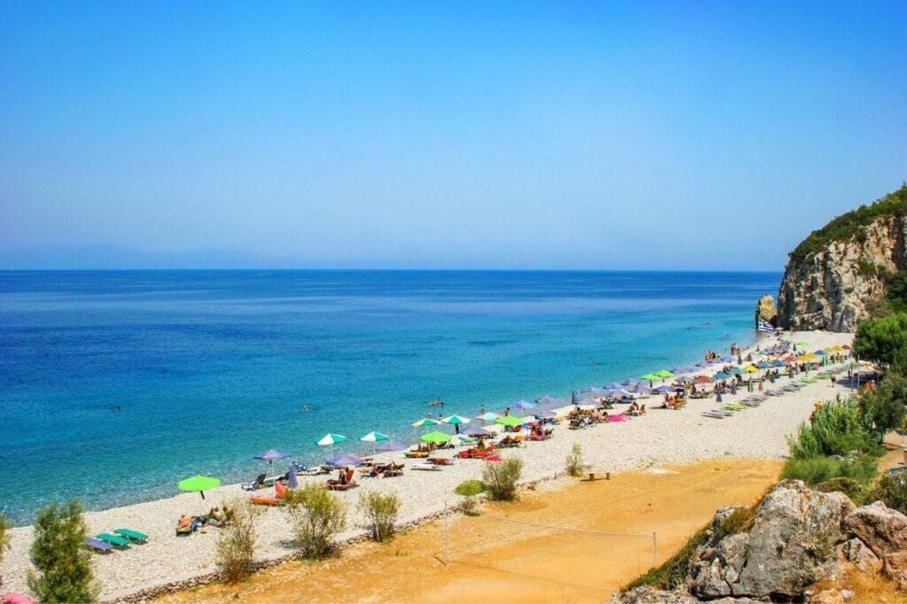 Tsabou plajı