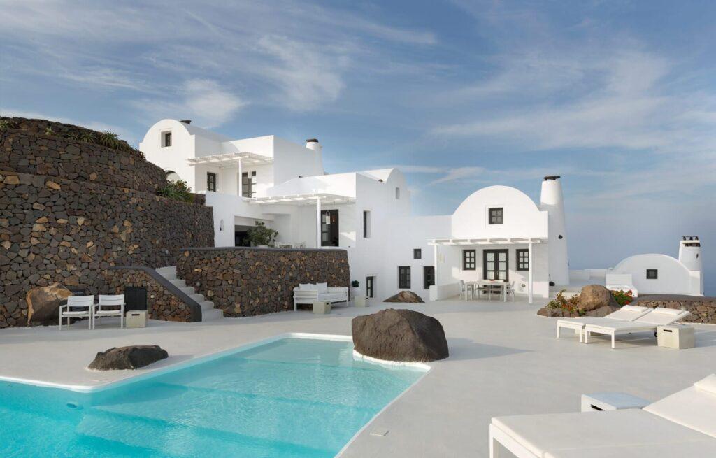 Aenaon Villas, Imerovigli, Santorini, Yunanistan