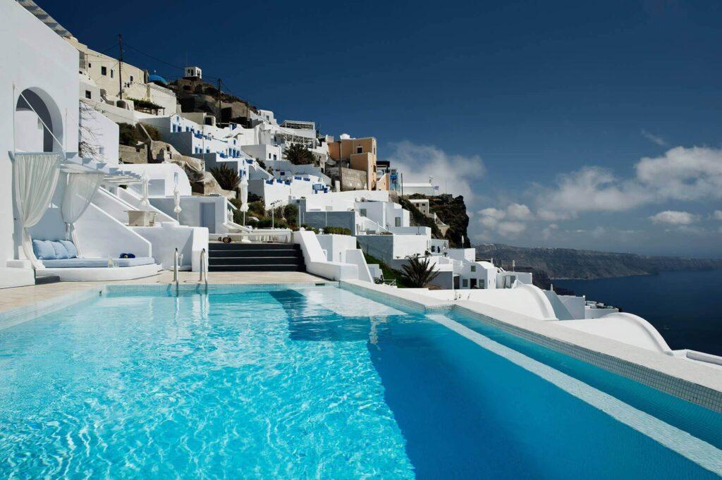 Astra Suites, Imerovigli, Santorini, Yunanistan