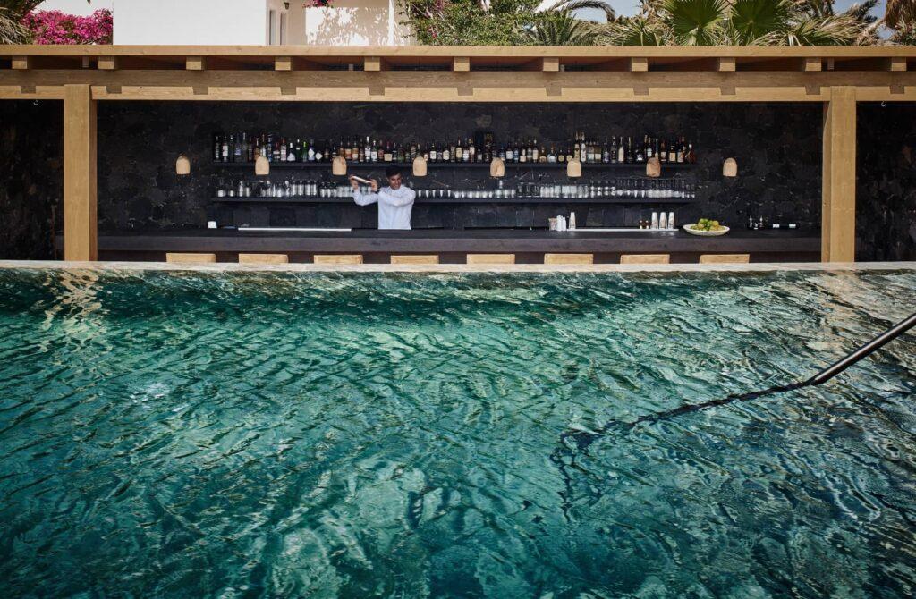Istoria Hotel, Santorini Plaj Otelleri