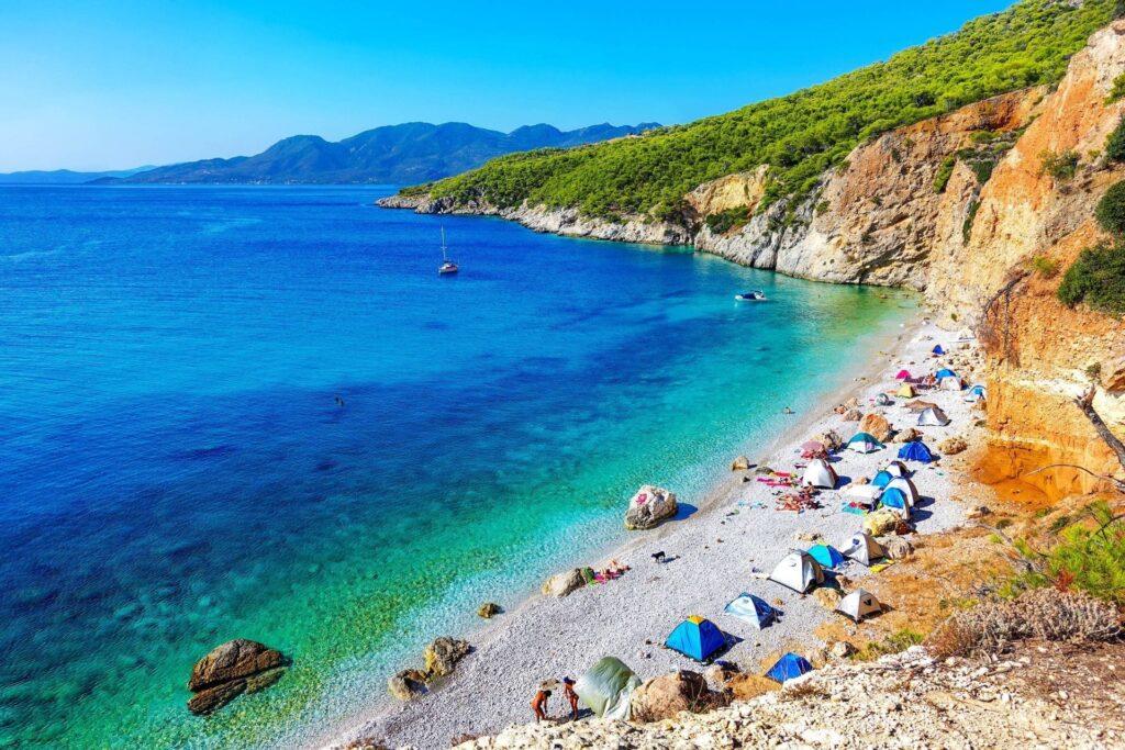 Saron Adaları, Yunanistan