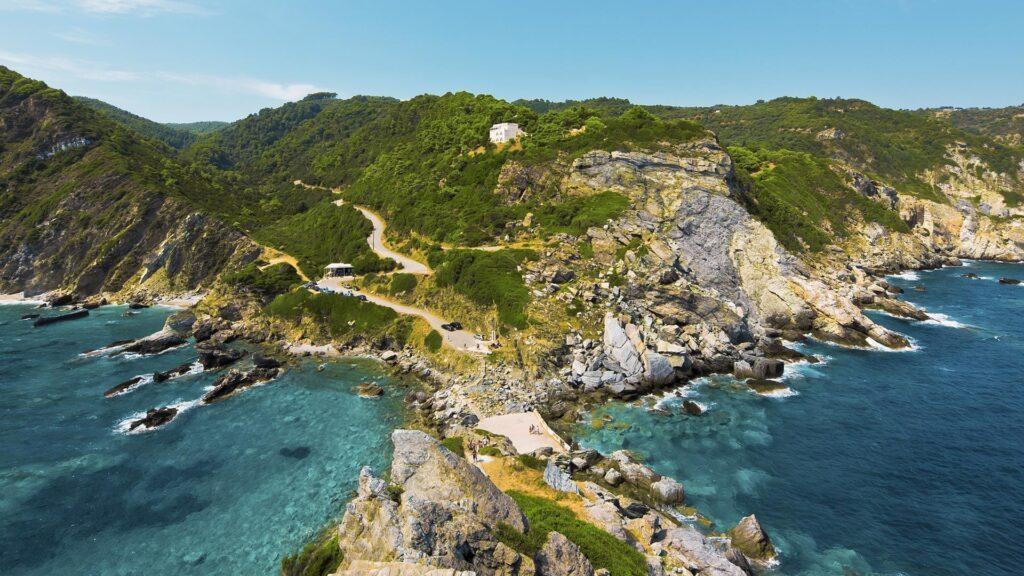 Kastri Agios Ioannis, Skopelos, Yunanistan