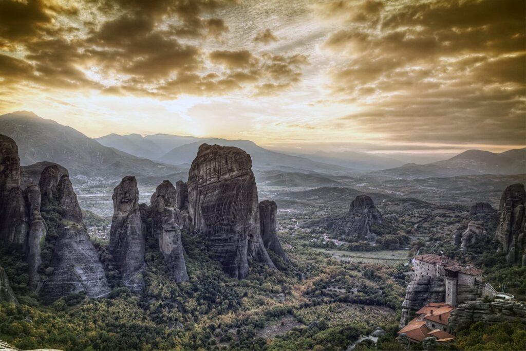 Meteora, Yunanistan