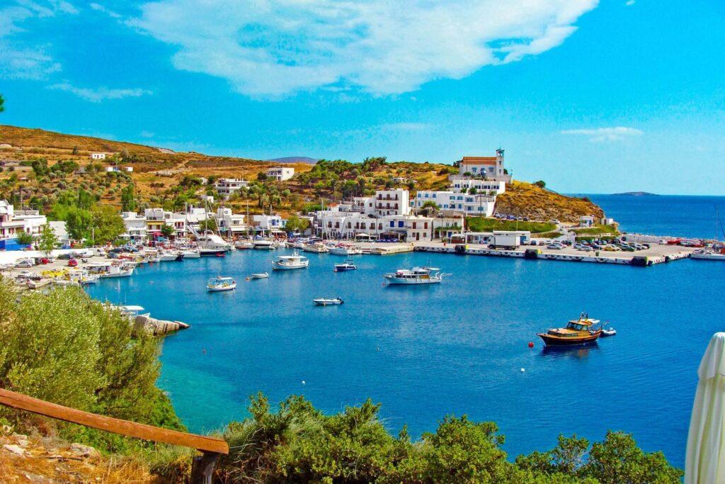 Skyros köyleri