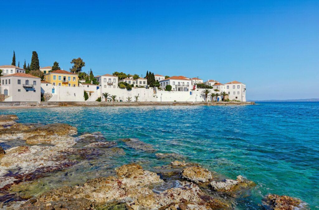 Spetses Yunanistan