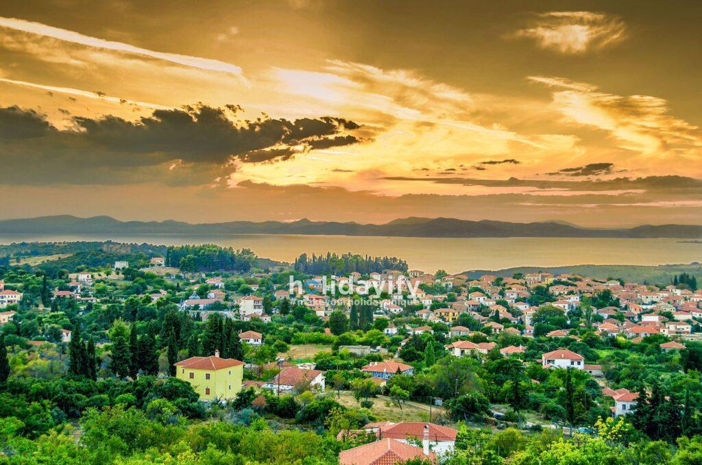 Pagasit Körfezi, Pelion, Yunanistan