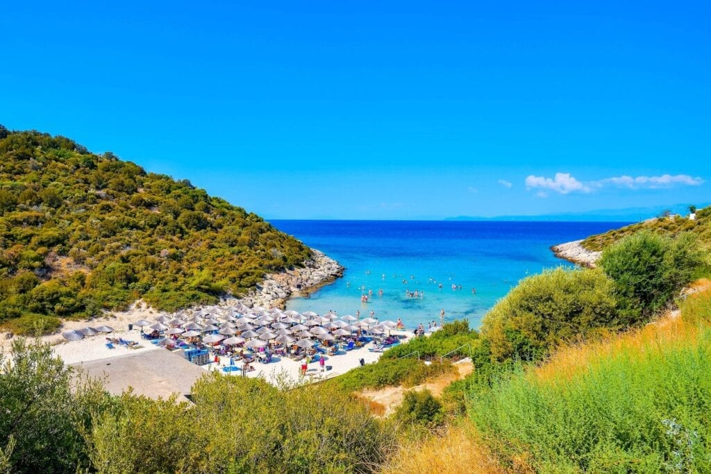 Thassos Plajı