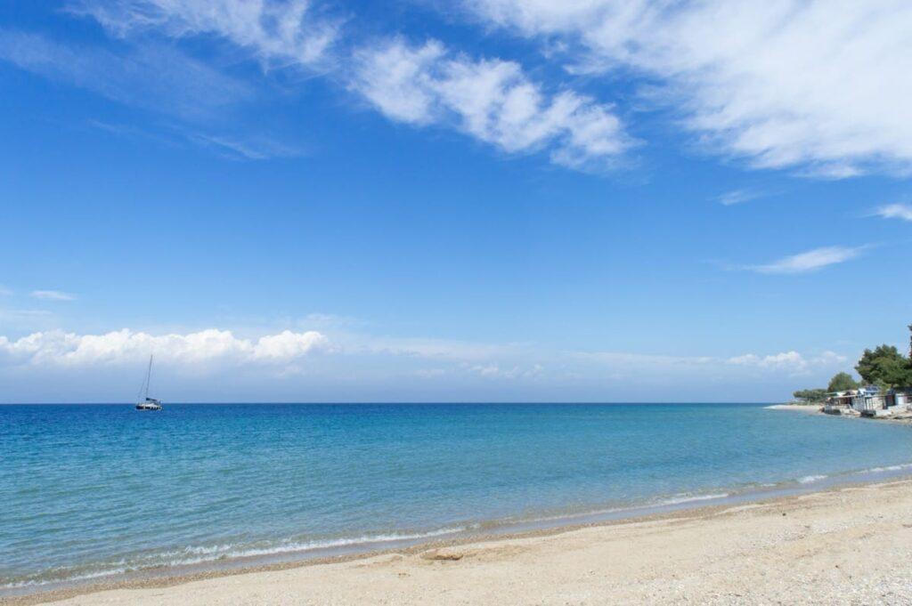 Thassos Plajları