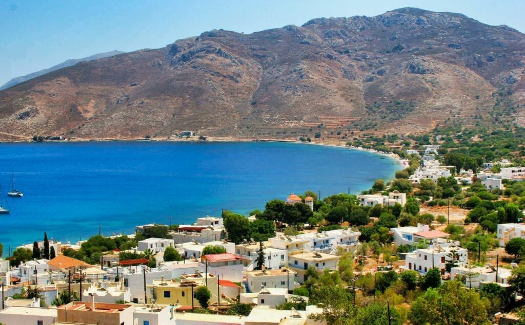 Tilos Adası, Yunanistan