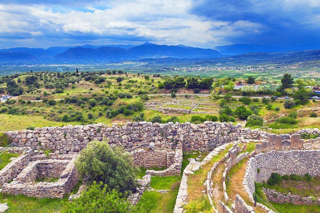 Miken (Mycenae), Yunanistan