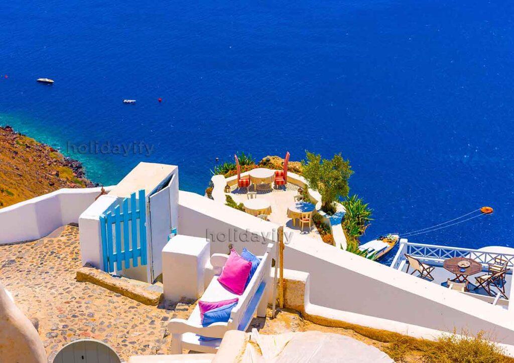 Mykonos adasında kalınacak yerler