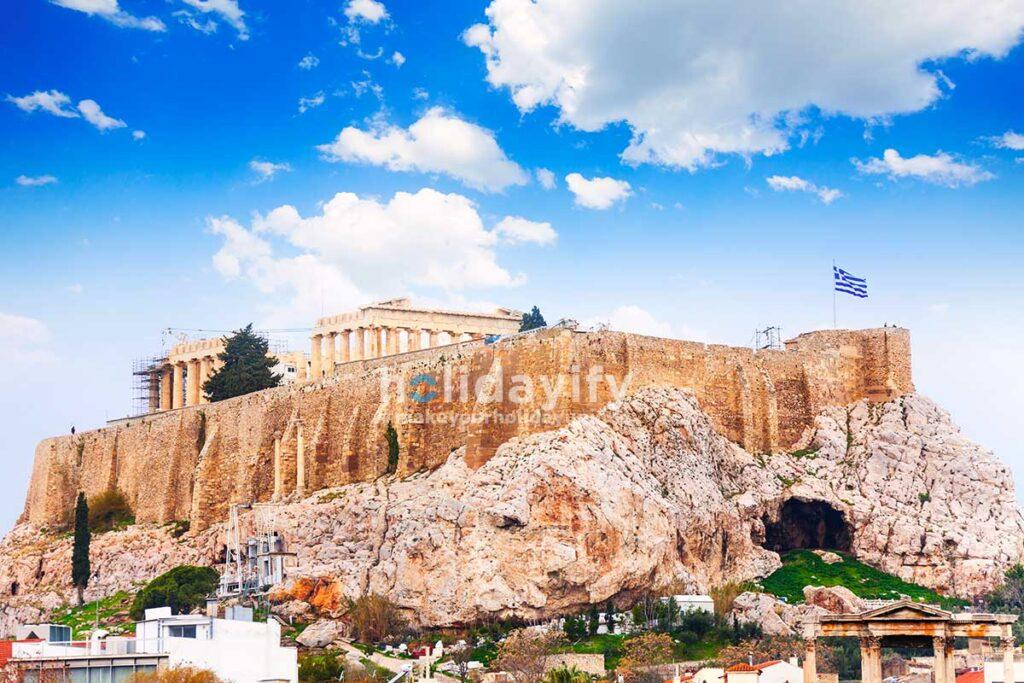 Athens, Capital City of Greece