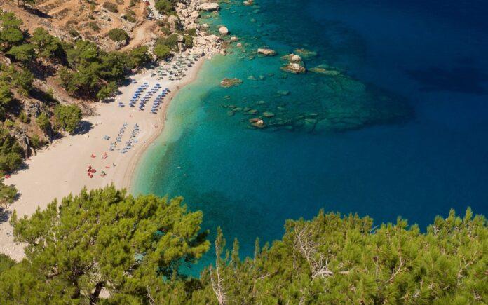 Karpathos adası, Yunanistan