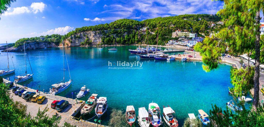 Beautiful Alonissos Island