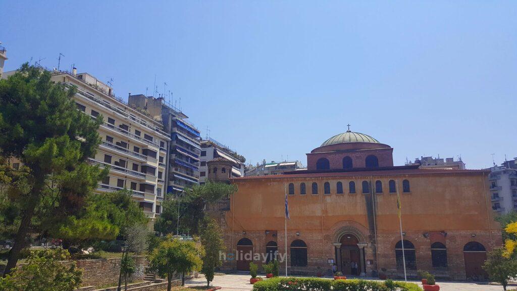 Church of Agia Sofia, Thessaloniki, Greece