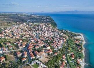 Afitos Village, Halkidiki