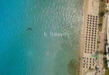 Nea Roda Beach, Halkidiki