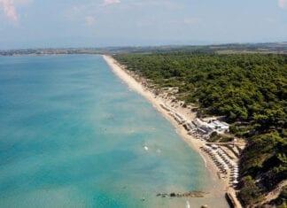 Sani Beach, Halkidiki
