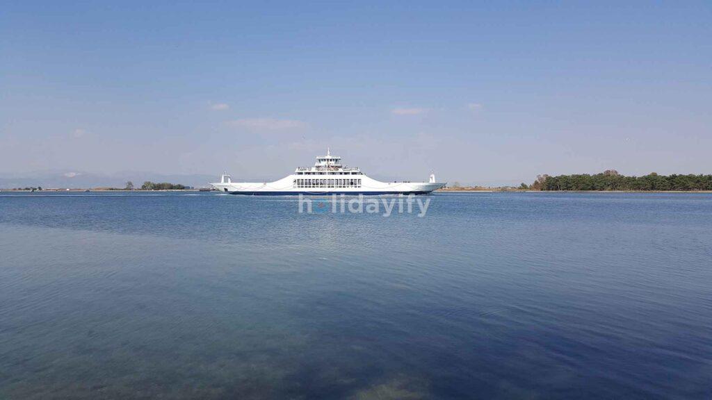 Thassos Ferry