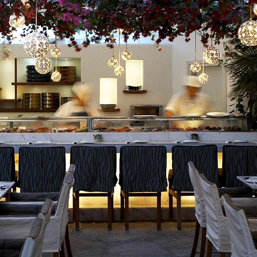 Matsuhisa Restaurant, Mykonos