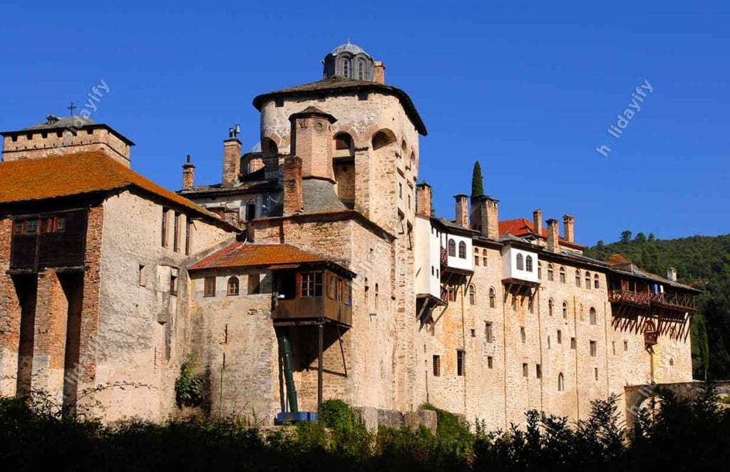 Monastery Hilandar, Holy Mount Athos
