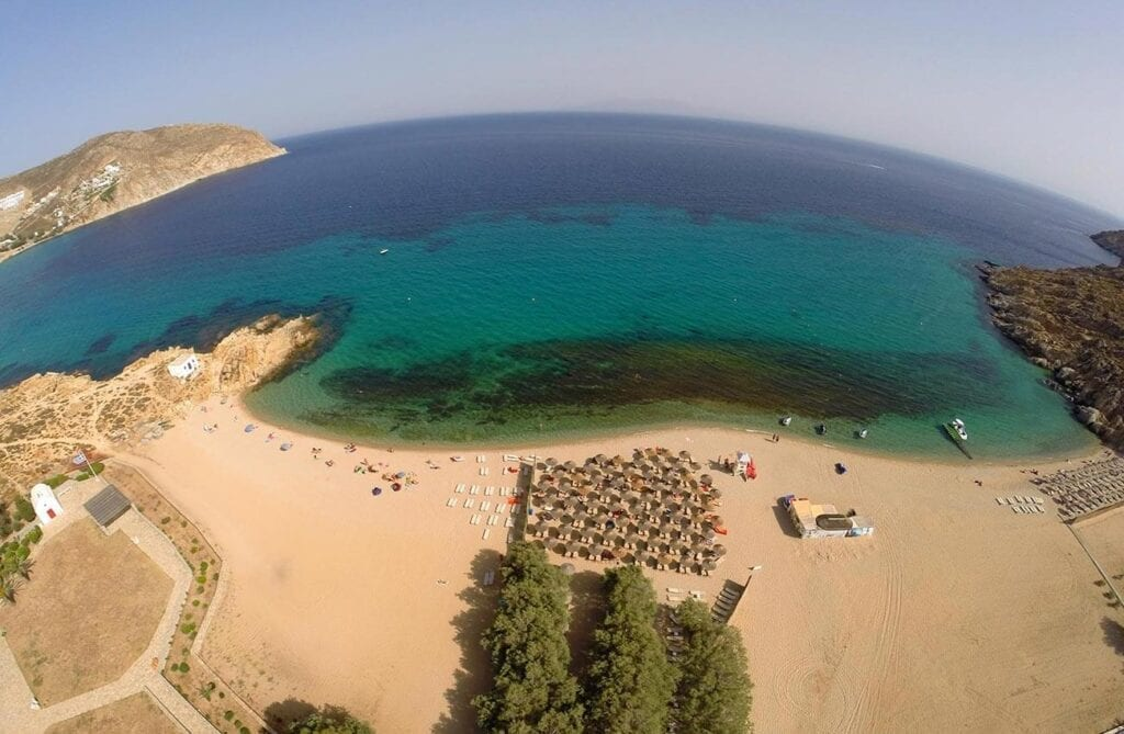 Mykonos Agrari Beach