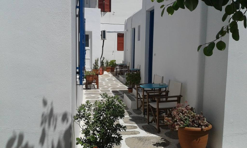 Angela's Rooms - Mykonos Town