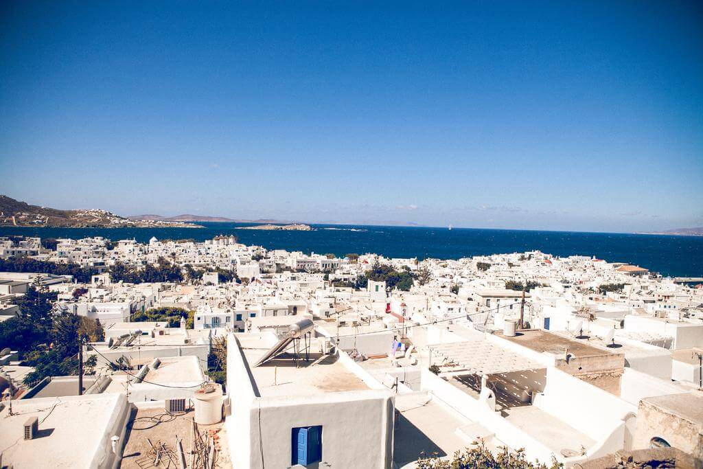 Central local living - Mykonos Town