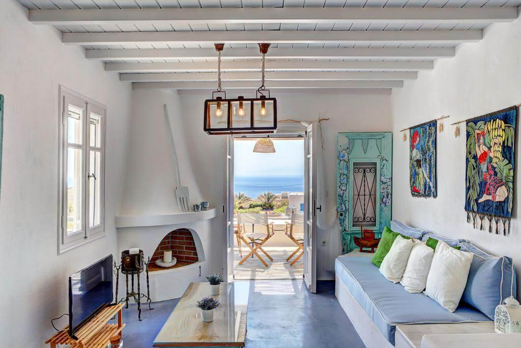 Naiada - Lia beach, Kalafatis, Mykonos