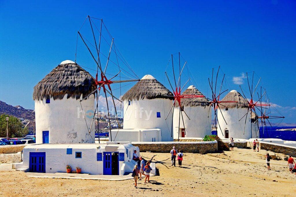 The Windmill (Kato Milli), Mykonos
