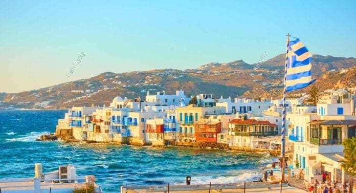 Little Venice, Things to See in Mykonos