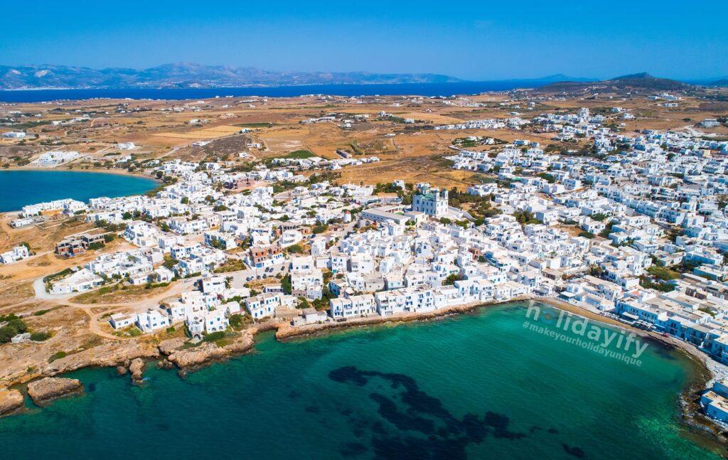 Naoussa, Paros