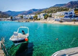 Apollonas Beldesi, Nakşa adası