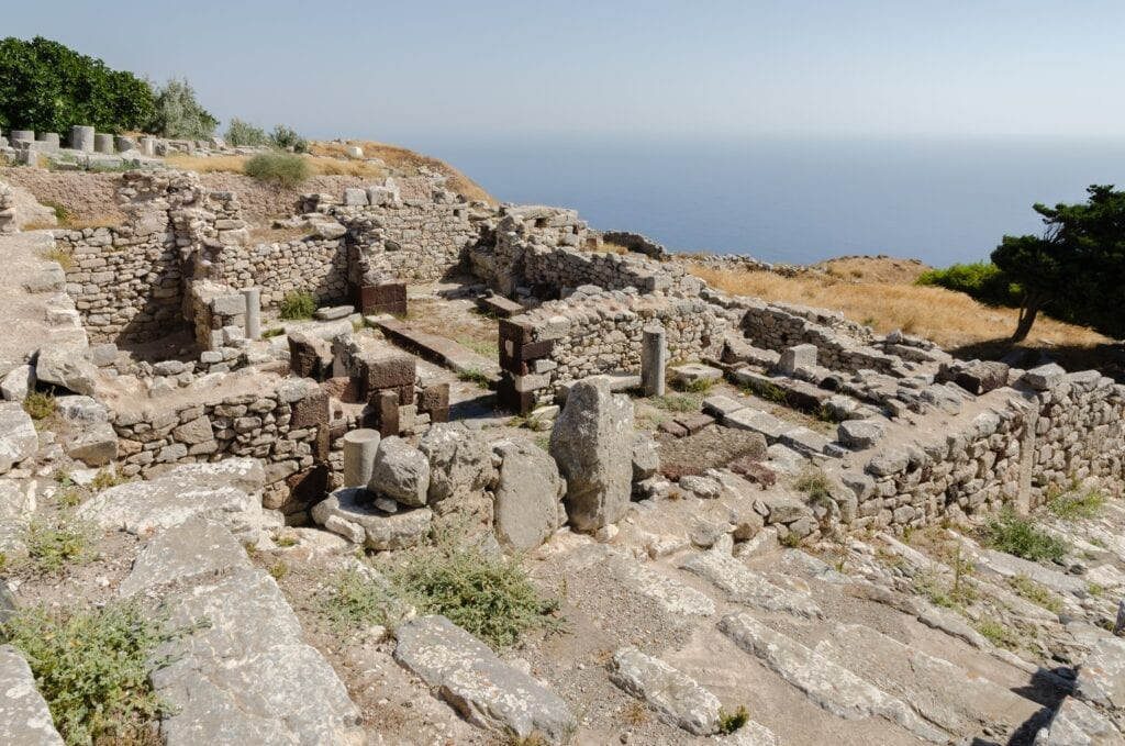 Ancient Thera, Santorini