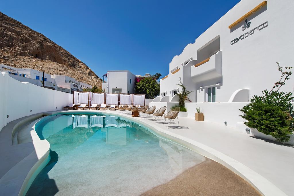 Cavo Bianco, Beach Hotels in Santorini