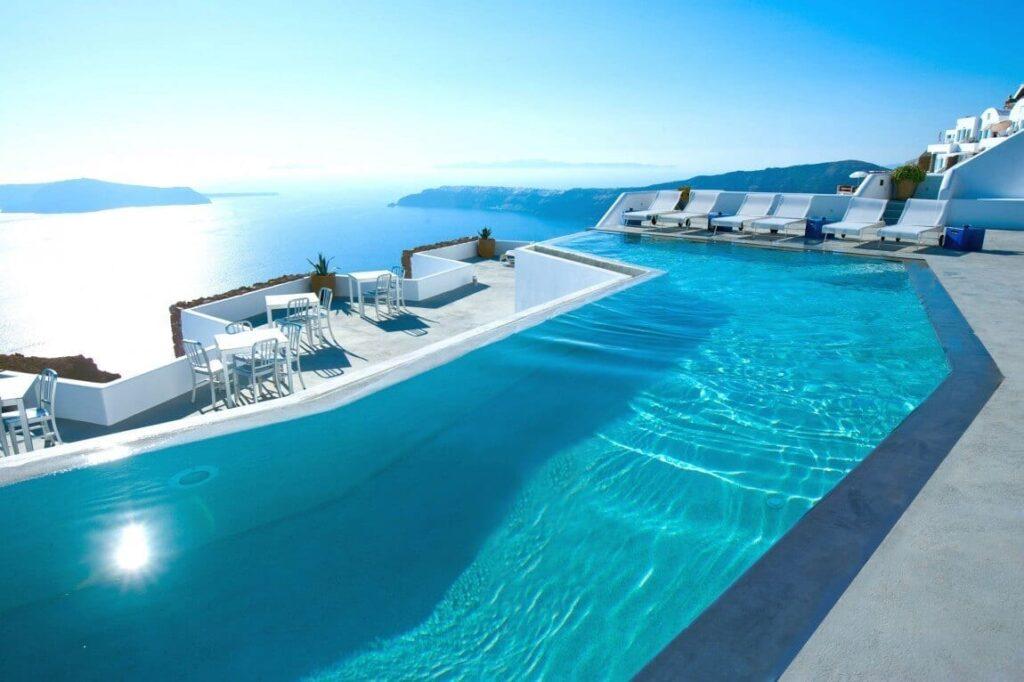 Cosmopolitan Suites, Fira, Santorini, Greece