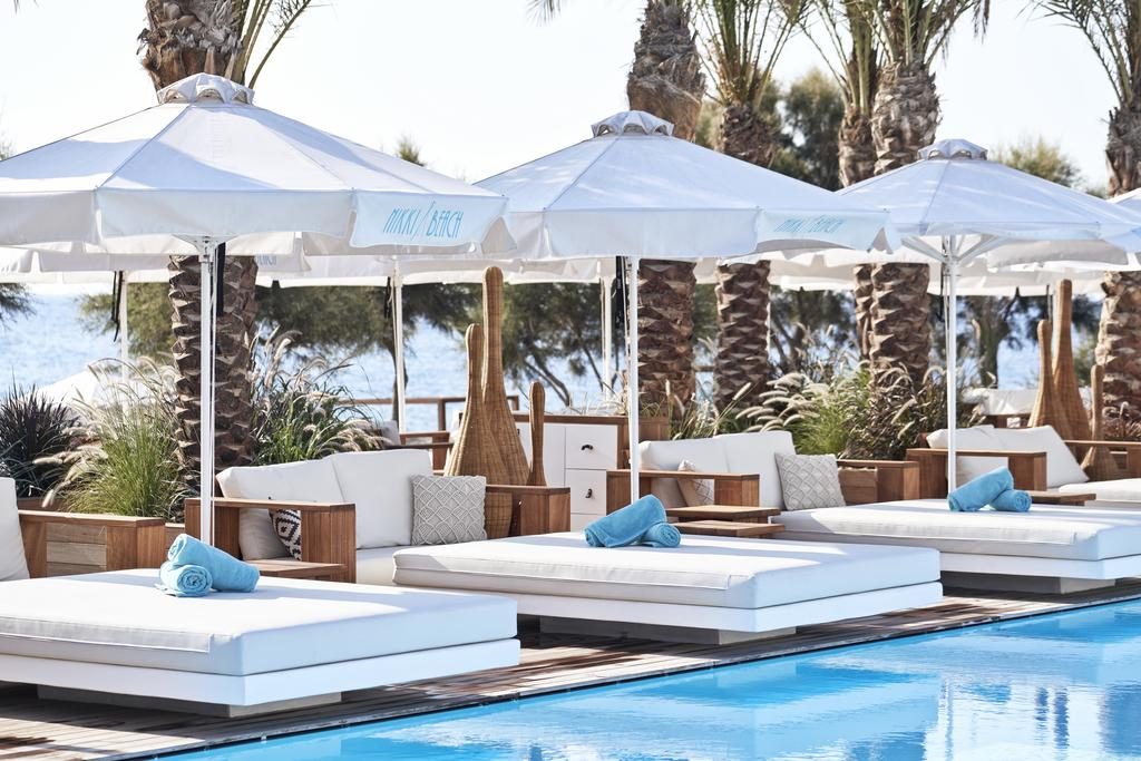 Nikki Beach Resort & Spa, Santorini Beach Hotels