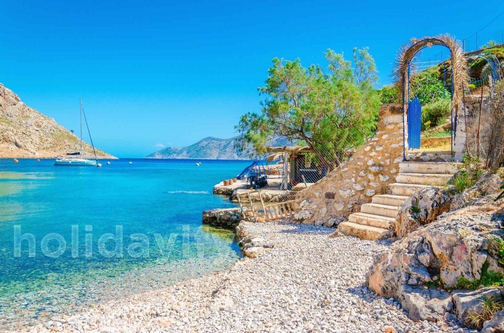 Where to stay in Kalymnos