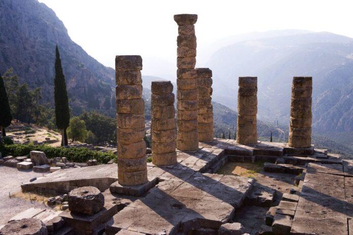 Yunanistan'ın Önde Gelen Arkeolojik Yerleri