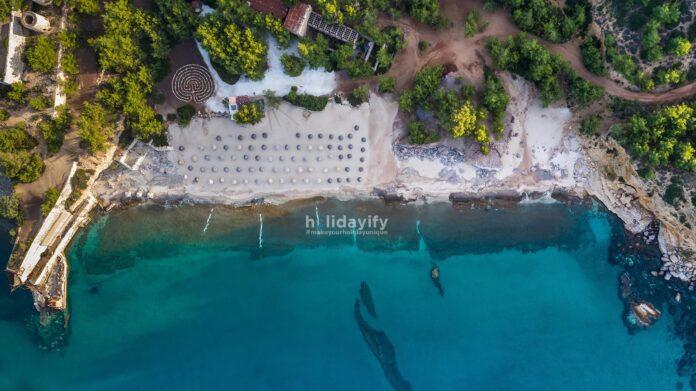 Beaches in Thassos