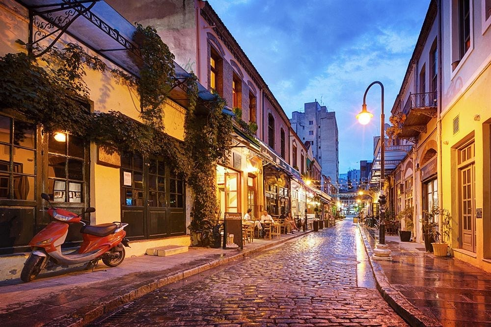 Thessaloniki Ladadika