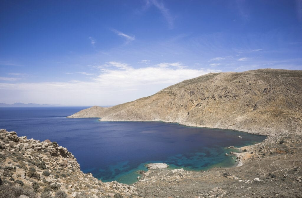 Beaches of Tilos