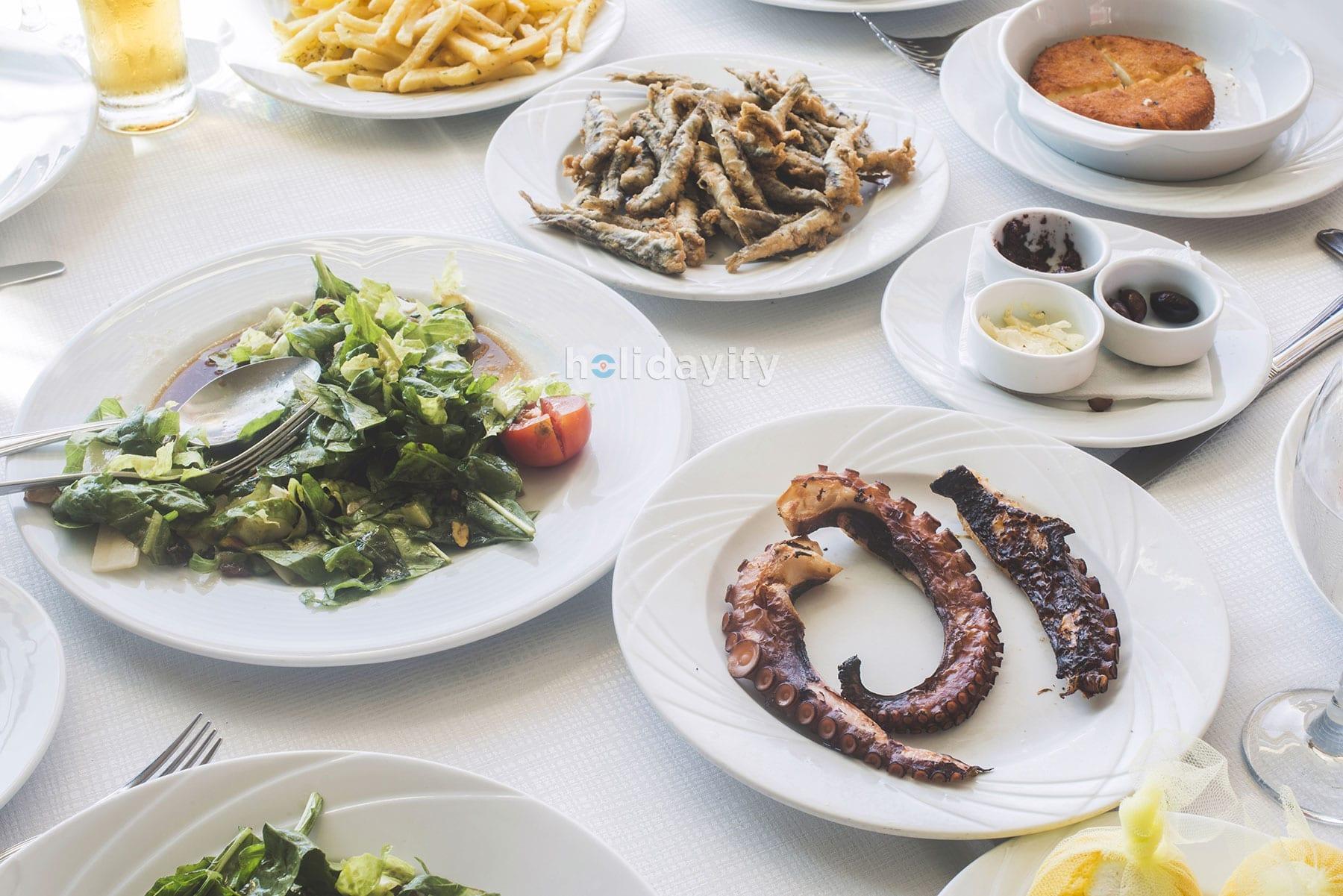 Geleneksel Yunan Yemekleri